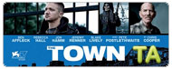The Town: Junket Interview - Rebecca Hall I