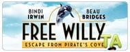 Free Willy: Escape from Pirate's Cove: Junket Interview - Bindi Irwin II