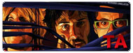 A Scanner Darkly: Spot 1
