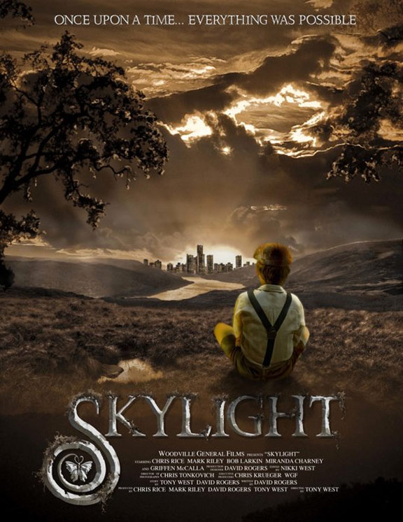 Skylight (Short) Poster