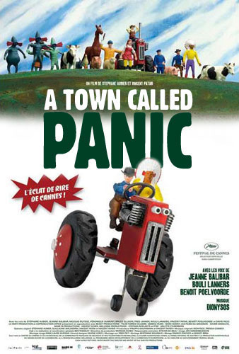 A Town Called Panic (Panique au village) Poster