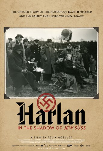 Harlan: In the Shadow of Jew Seuss Poster