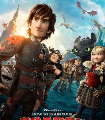 Link to How to Train Your Dragon 2 (2014) Theatrical Trailer