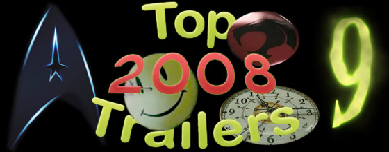 Top 2008 Trailers